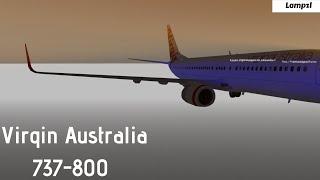 ROBLOX | Virgin Australia 737-800
