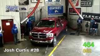 2006 Dodge 3500 - Josh Curtis Dyno Run