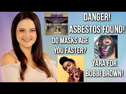 what's-up-in-makeup-news!-asbestos-in-claire's-makeup!-+-peel-off-masks-👎-+-yara-for-bobbi-brown!