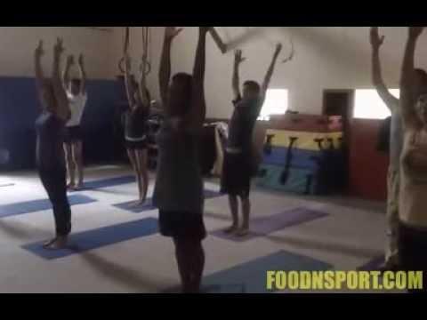 801010 raw food fundamentals Yoga Health & Fitness week  #231