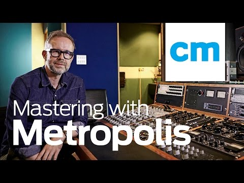 Attended session with Metropolis Mastering's Stuart Hawkes - Part 1 of 2