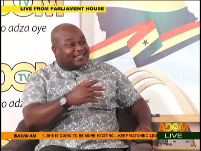 One-On-One With Honorable Yaw Buabeng Asamoah - Badwam on Adom TV (21-2-19)