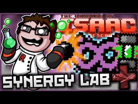 The Binding of Isaac: Afterbirth+ - Synergy Lab: ULTIMATE STICKY FAIRY DUST!