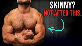 The SKINNY GUY'S Guide To Building Muscle Mass FAST (7 STEPS!!)