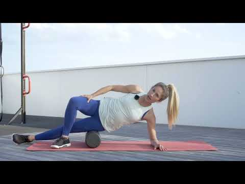 LIVE Foam Rolling Recovery Workout