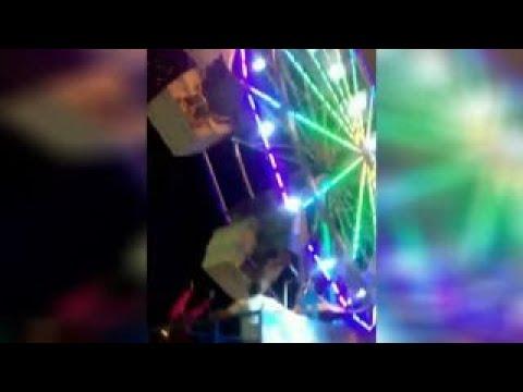 Video shows carnival worker falling from Ferris wheel