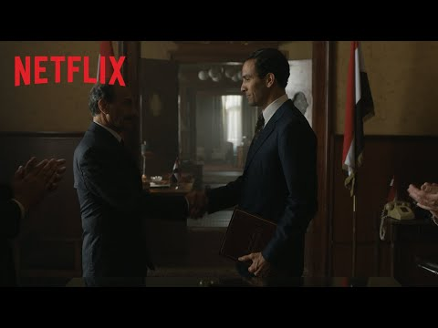 The Angel | Officiële trailer [HD] | Netflix