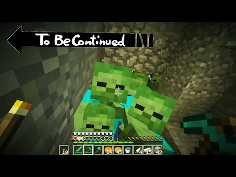 To Be Continued In Minecraft #Scooby Craft 4