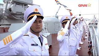 2 CHIẾN HẠM VIỆT NAM THAM GIA DUYỆT BINH HẢI QUÂN Ở NGA Russian Naval Parade 2021