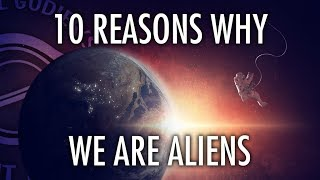 10 Reasons Why Humanity Is an Alien Civilization