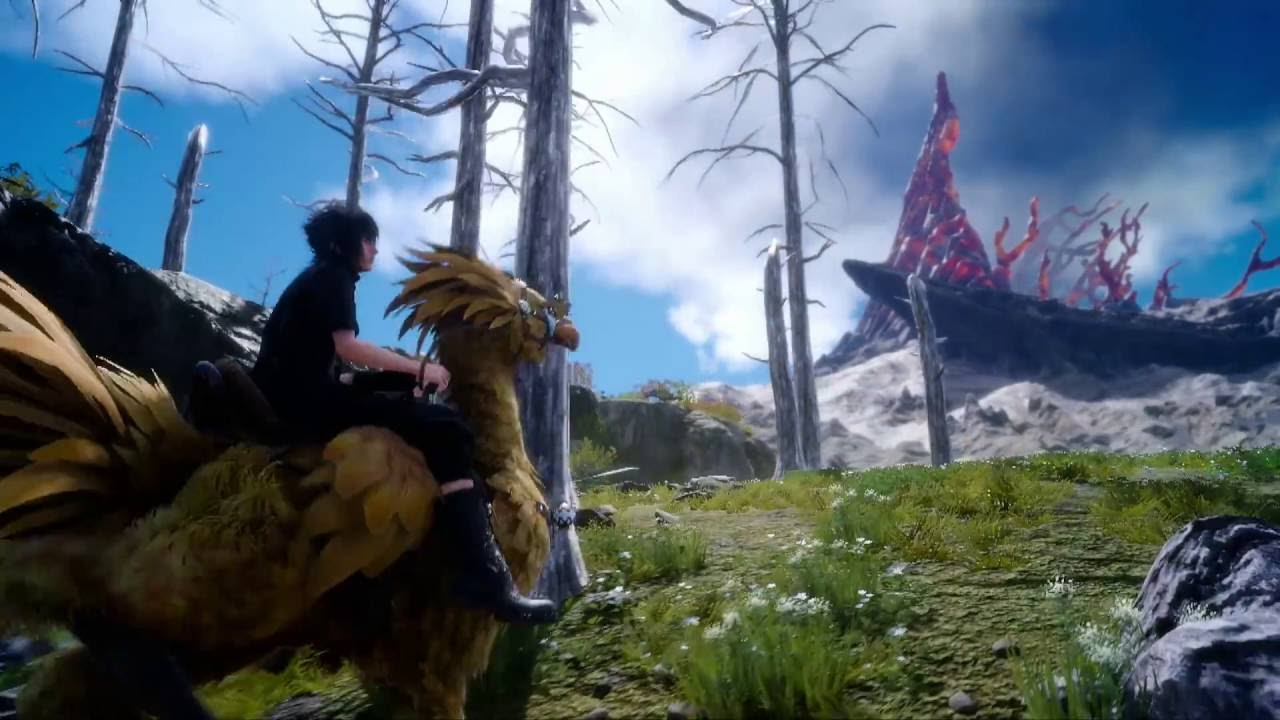 Brotherhood Final Fantasy Xv Episode 1 Before The Storm Youtube