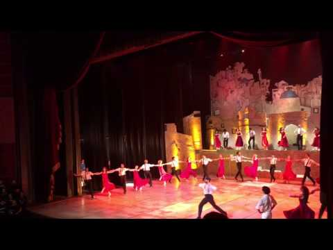 Zorba ballet @ Cairo Opera house 31.03.2017
