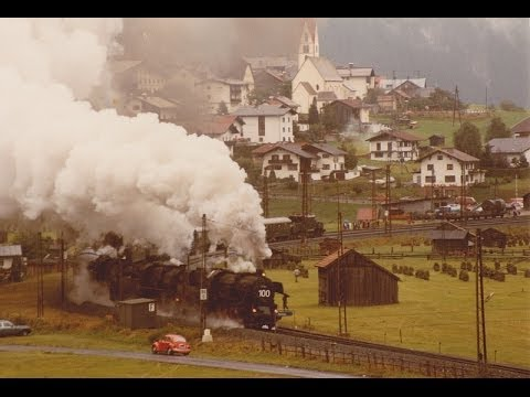 100 Jahre Arlbergbahn