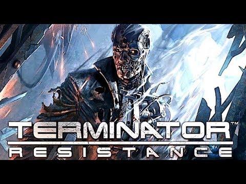TERMINATOR RESISTANCE All Cutscenes (Game Movie) 1080p 60FPS