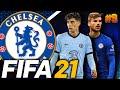 FIFA 21 ⚽ КАРЬЕРА ЗА ЧЕЛСИ |#9| - БИТВА ТИТАНОВ АПЛ