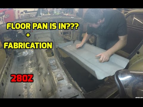 Floor Pan | Fitment and some Fabrication
