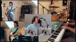 """""""Me and My Broken Heart"""" - Rixton [ONE MAN BAND COVER] by DeForest"""