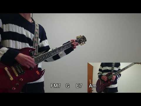 OASIS HELLO Guitar Cover with Chords/Lyrics (Instrumental