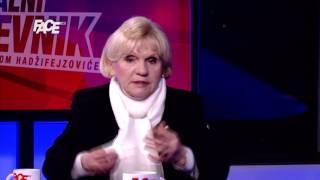 """Fadila Memišević u CD: """"Koncept aplikacije za reviziju je odličan, tim advokata je svjetski!"""""""