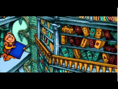 La Bella y la Bestia PC Gameplay Parte 3 La Biblioteca y