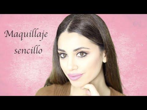 Maquillaje Sencillo , paleta Revolutions low cost #carmencarrion