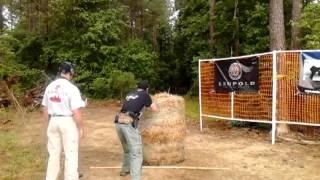 Tarheel 3 Gun Challenge Stage 6 Heavy Metal 2012