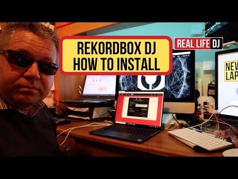Install Rekordbox DJ 2019 To New Laptop How To Setup DJ Software Free EASY INSTALL...
