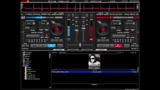Virtual Dj 6 song mix