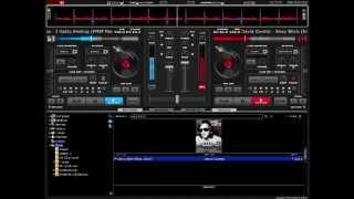 Virtual Dj 6 song mix