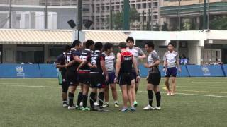 20151114 A grade Rugby 第二場 CTS