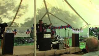 The Bible and Bearing Arms:  Rev. Steve Craft at the Flag Day-Second Amendment Rally