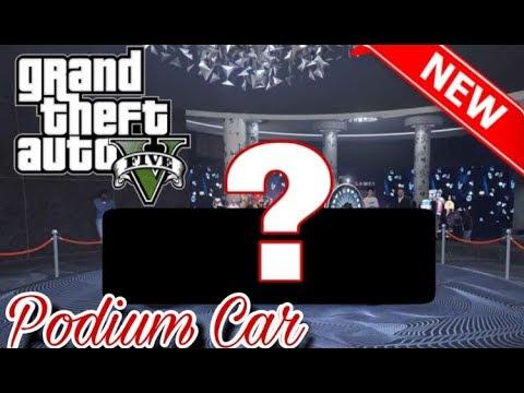 New Lucky Wheel Podium Car Update GTA 5 online Live Stream