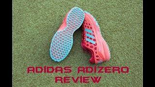 Adidas Adizero Hockey Shoes Review