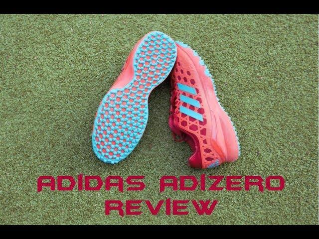 Adidas Adizero Hockey Shoes Review - YouTube