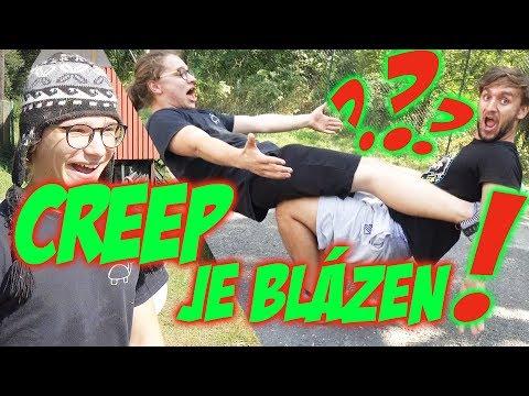 Učím youtubery parkour #22 | Projekt Creep