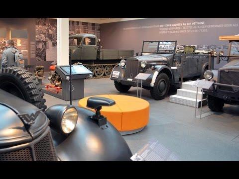 Neuer Ausstellungsbereich im Horch Museum