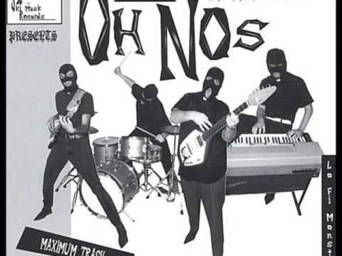 Thee Oh No's ( Garage Punk from Arizona) by Slania