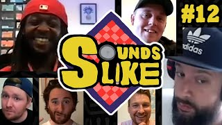Colour Blindness, Odd Future and Cakes | W/ Caustic, Mike G & Unanymous | Sounds Like #12