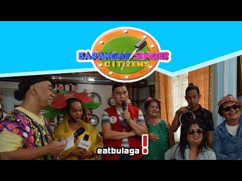 Barangay Singer Citizens   April 17, 2018