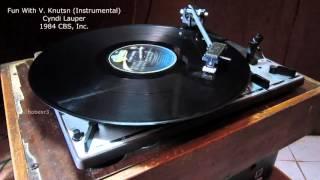 Cyndi Lauper Fun With V. Knutsn Instrumental Xtra Fun.mp3