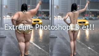 sự thật pha sau vẻ đẹp cng nghệ 4 photoshop diet