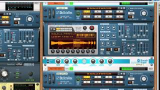 Как создавать оригинальные треки с помощью лупов? Soul School 2 -- Reason Refill.