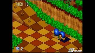 Sonic Mega Collection Plus PlayStation 2 Gameplay - Into