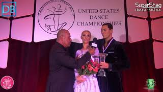 Comp Crawl with DanceBeat! USDC 2017! Pro Classic Showdance! Alexander and Veronika!
