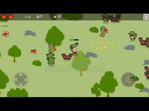 Pigs Revenge 2  (by AA games) - action game for android - gameplay.