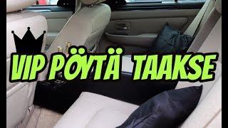 VIP Poydan teko taakse DIY - Toyota Brevis