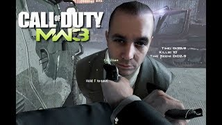 Call Of Duty: MW3 - Stealth Gameplay [Veteran]