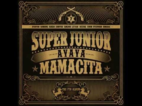 Super Junior 슈퍼주니어 MAMACITA (Audio)