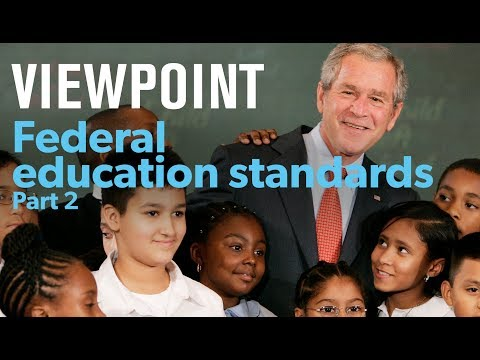 Federal education standards (Part 2) - interview with Peter Shulman | VIEWPOINT