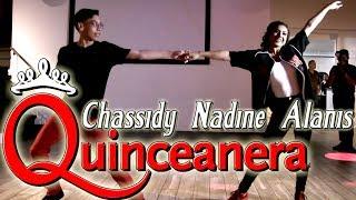 Chassidy Nadine Alanis Quinceanera Surprise Dance | Baile Sorpresa | #rhythmwriterz